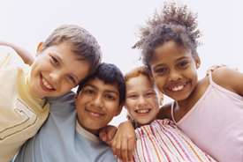 Children who receive chiropractic care.